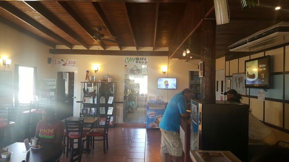 Xabores Cyber Cafe: Carretera 301 Km 2.7, Cabo Rojo, PR