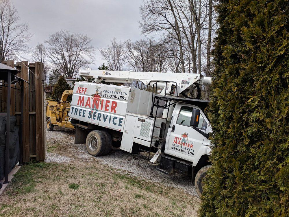 Jeff Manier's Tree Service: 2017 Reserve Dr, Cookeville, TN