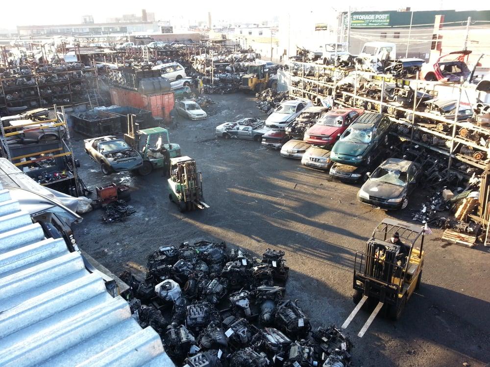 Parts Are Us DBA A&G Used Auto Parts: 19-37 Flushing Ave, Ridgewood, NY