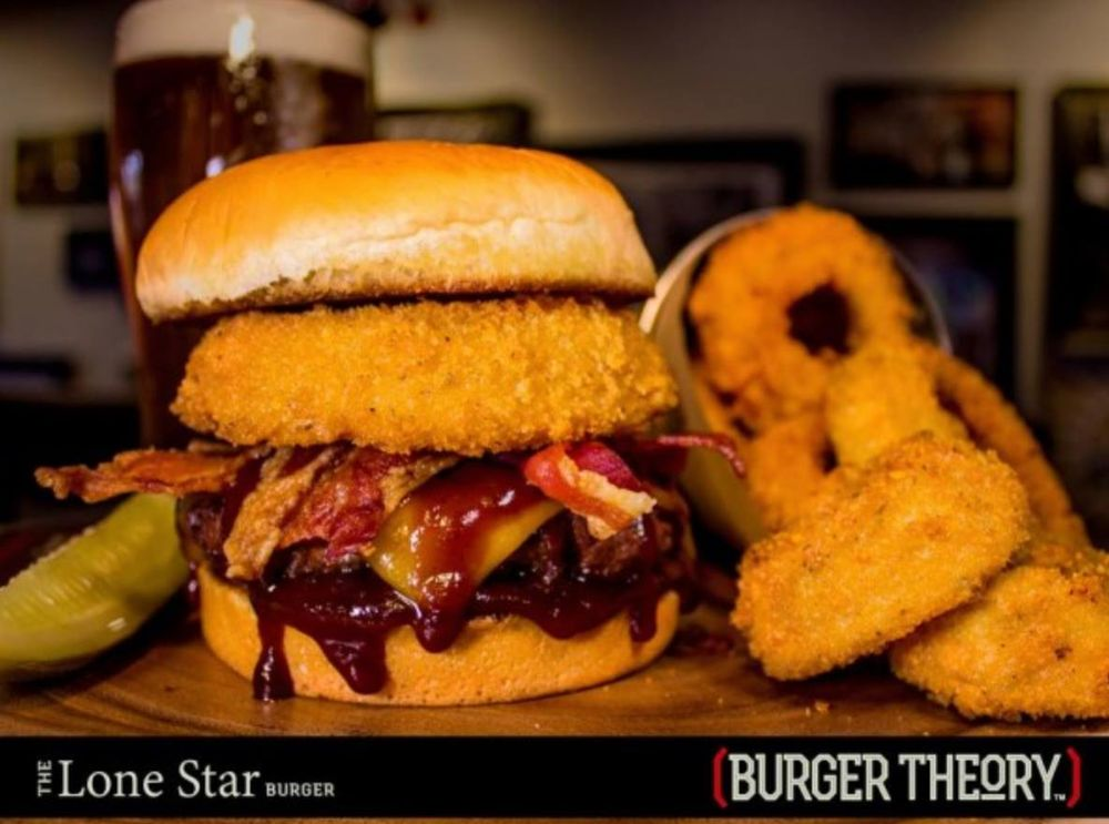 Burger Theory: 5150 N Wingate Dr, Decatur, IL