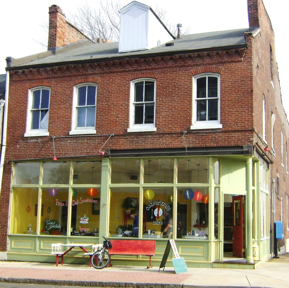 Cornerstone Cafe Menu St Louis Mo