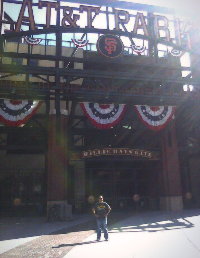 Giants Clubhouse