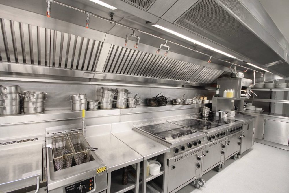 Grexen Kitchen Exhaust Cleaning: 7747 Renhold Dr, Cincinnati, OH