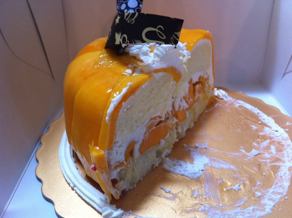 Best Mango Cake Vancouver