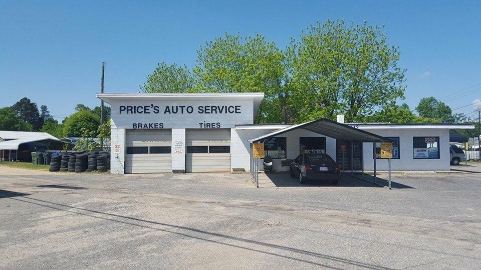 Price Auto Service: 119 US 13 S, Dudley, NC