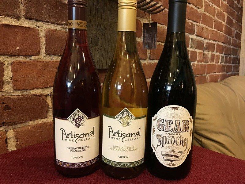 Social Spots from Artisanal Wine Cellars