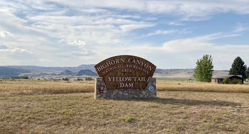 Bighorn Canyon National Recreation Area: 5 Avenue B, Fort Smith, MT