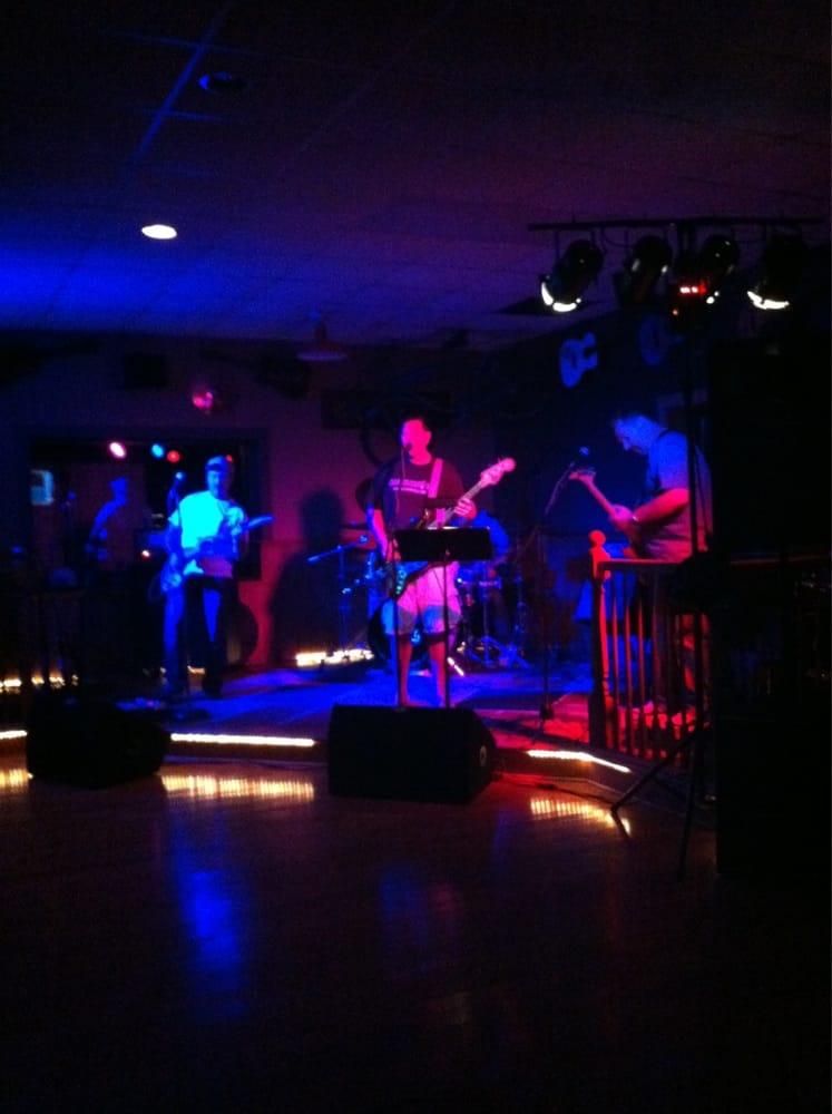 Brown Pub: 200 N Somonauk Rd, Hinckley, IL
