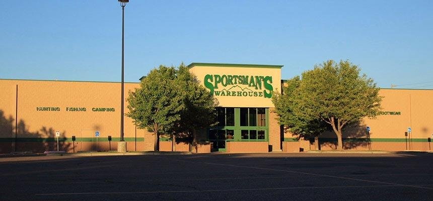 Sportsman's Warehouse: 760 Yellowstone Ave, Pocatello, ID