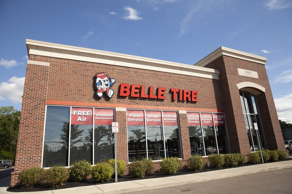Belle Tire: 318 E Northfield Dr, Brownsburg, IN