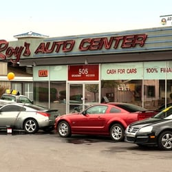 Roy S Auto Center 11 Reviews Car Dealers 505 Broadway St