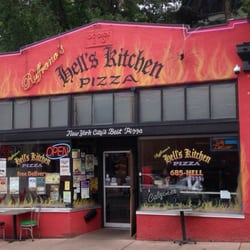 Ruffrano S Hell S Kitchen Pizza Manitou Springs Manitou Springs Co
