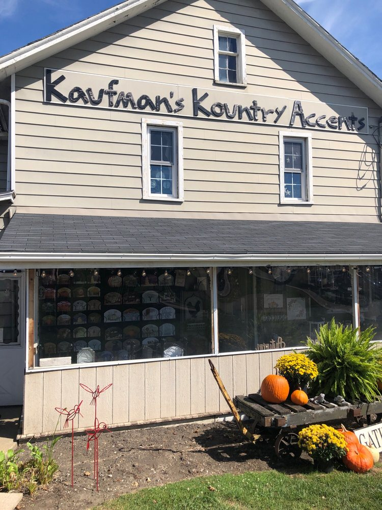 Kaufmans Kountry Accents: 4765 US 62, Berlin, OH