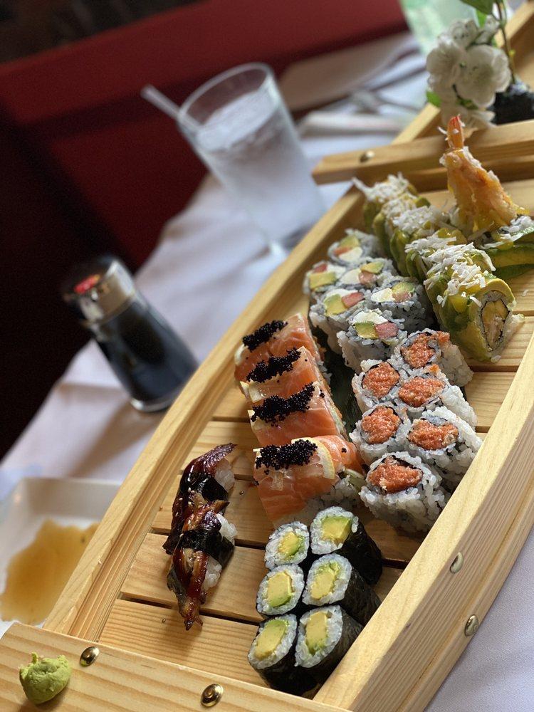 Poseidon Asian Cuisine: 128 Paoli Pike, Paoli, PA