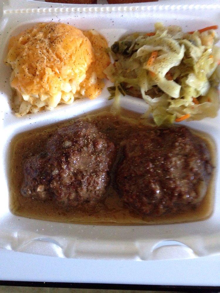 Jessie Bell's Soul Food Restaurant: 106 E Vernon Ave, Kinston, NC