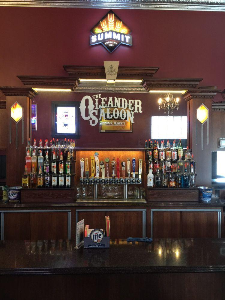 Oleander Saloon: 701 N Riverfront Dr, Mankato, MN