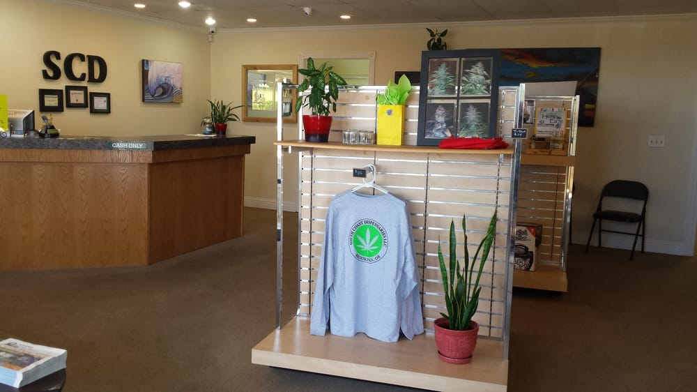 South Coast Dispensaries: 1025 Chetco Ave, Brookings, OR