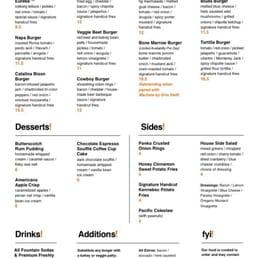 Photos for Eureka! Tasting Kitchen   Menu - Yelp