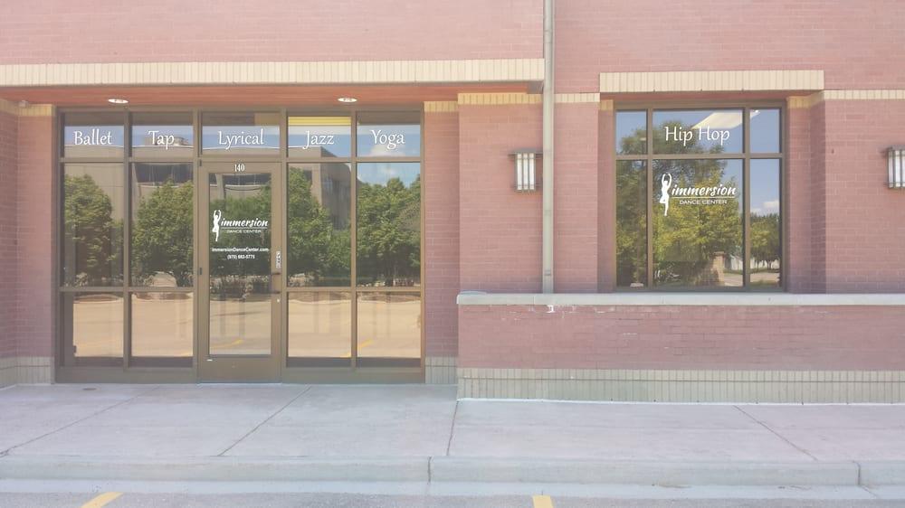 Immersion Dance Center: 1609 Oakridge Dr, Fort Collins, CO