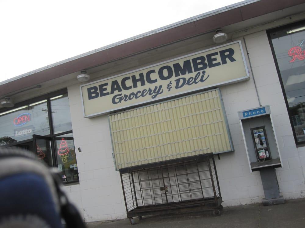 Beachcomber Grocery & Deli: 1605 State Route 105, Grayland, WA