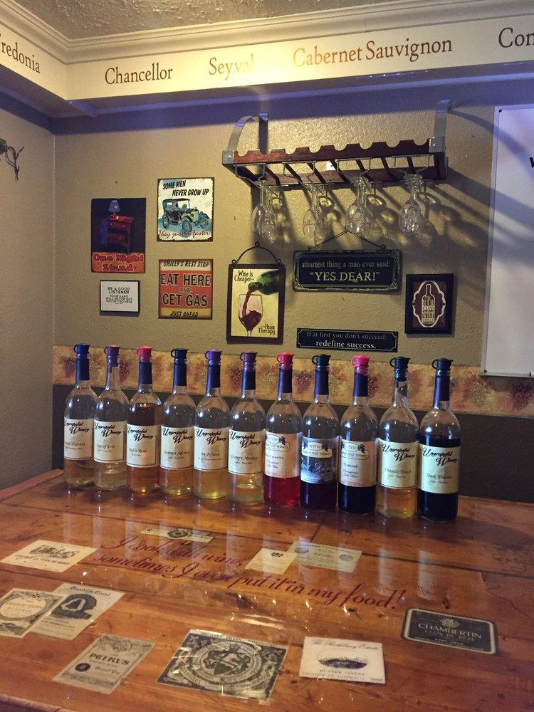 Ungrapeful Winery: 638 Turner Dr, Blairsville, PA