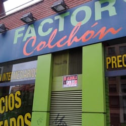 Factory Colchón - Colchonerías - Carrer d Àngel Guimerà 76f2e42e13fce
