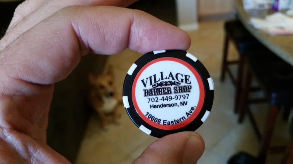 Pretty cool business card...thanks Tim! - Yelp
