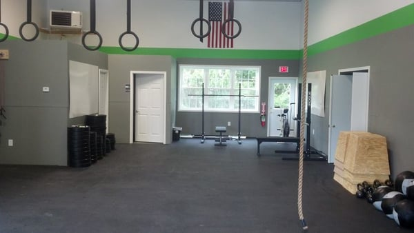 Garage gym fitnessstudio upper lenox ave oneida