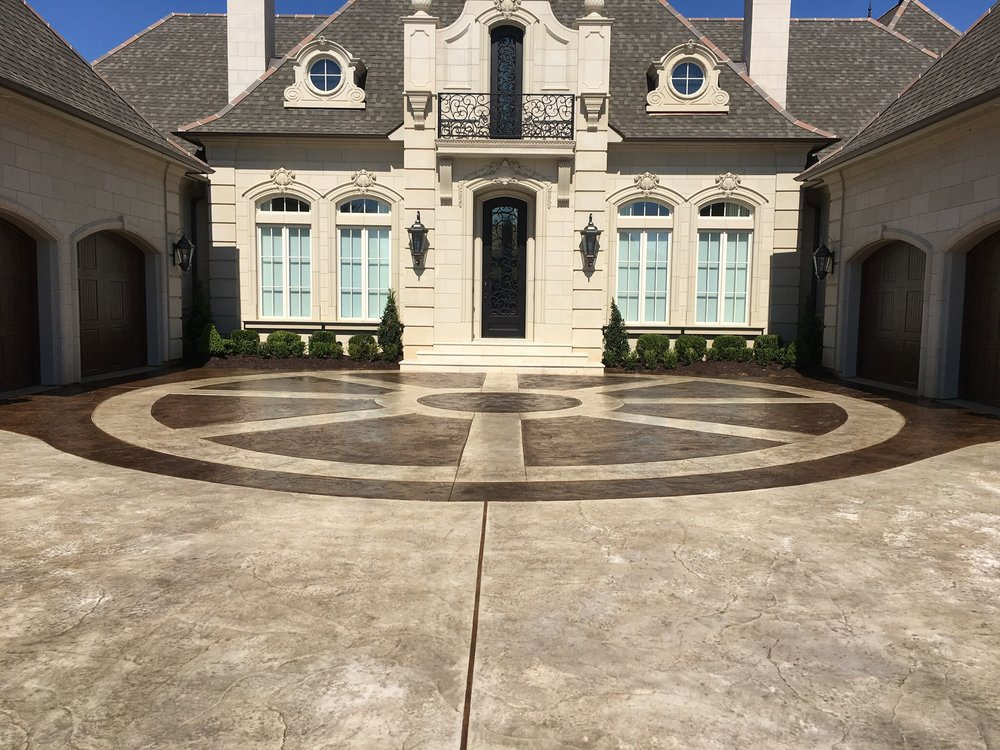 Pierce Decorative Concrete: 278 Hicks Rd, Natchitoches, LA