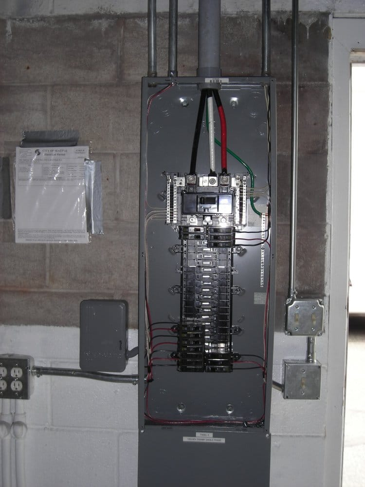 200 amp panel 200 amp panel from 400 amp service yelp 28633