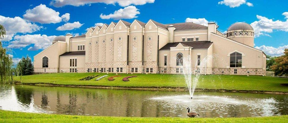 American Islamic Waqf Noor Islamic Cultural Center: 5001 Wilcox Rd, Dublin, OH