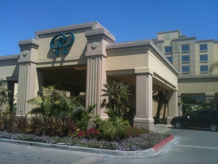 DoubleTree by Hilton Hotel Los Angeles - Commerce: 5757 Telegraph Rd, Commerce, CA