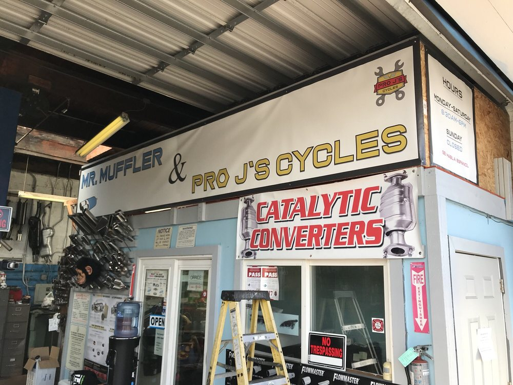 Pro J's Cycles: 12432 San Pablo Ave, Richmond, CA