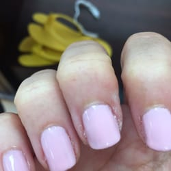 Photo Of Crystal Nails Oceanside Ny United States Messy I Feel