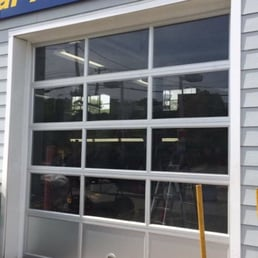 Perfect Photo Of United Garage Door   Moriches, NY, United States. Sunoco Gas  Station