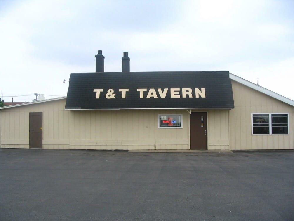 T & T Tavern: 101 N Century Blvd, Rantoul, IL