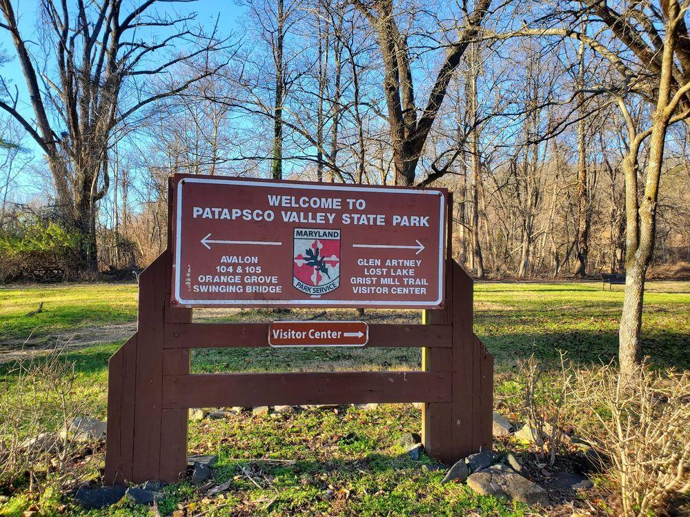 Patapsco State Park - Avalon Area
