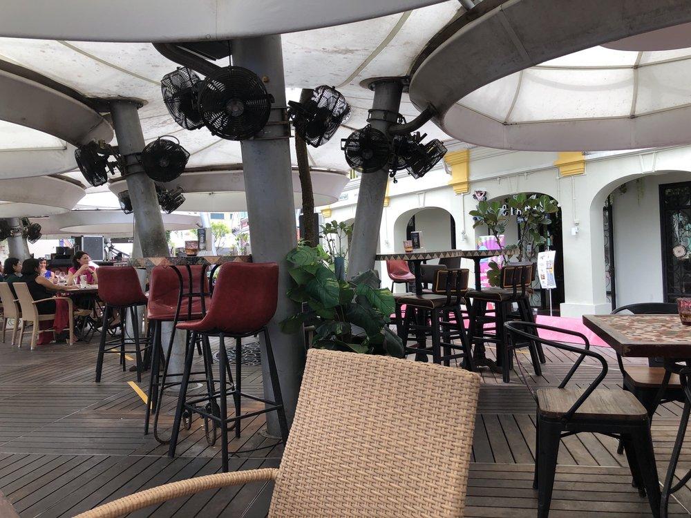 Octapas Spanish Tapas Bar Singapore