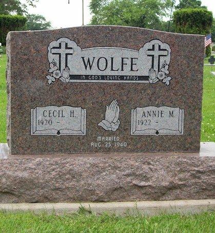 Iowa Memorial Granite Sales Office: 1812 Lucas St, Muscatine, IA