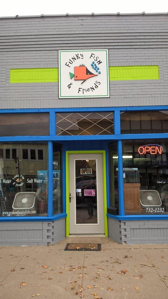 Funky Fish & Friends: 128 W Main St, Gaylord, MI