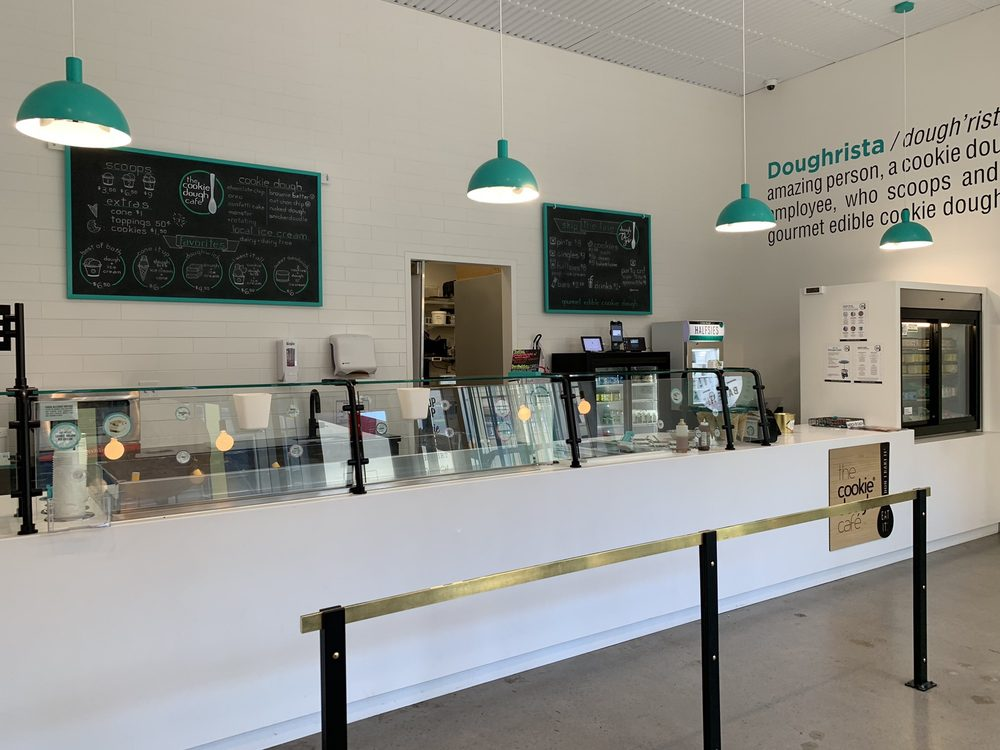 The Cookie Dough Cafe: 120 NW 13th Ave, Portland, OR