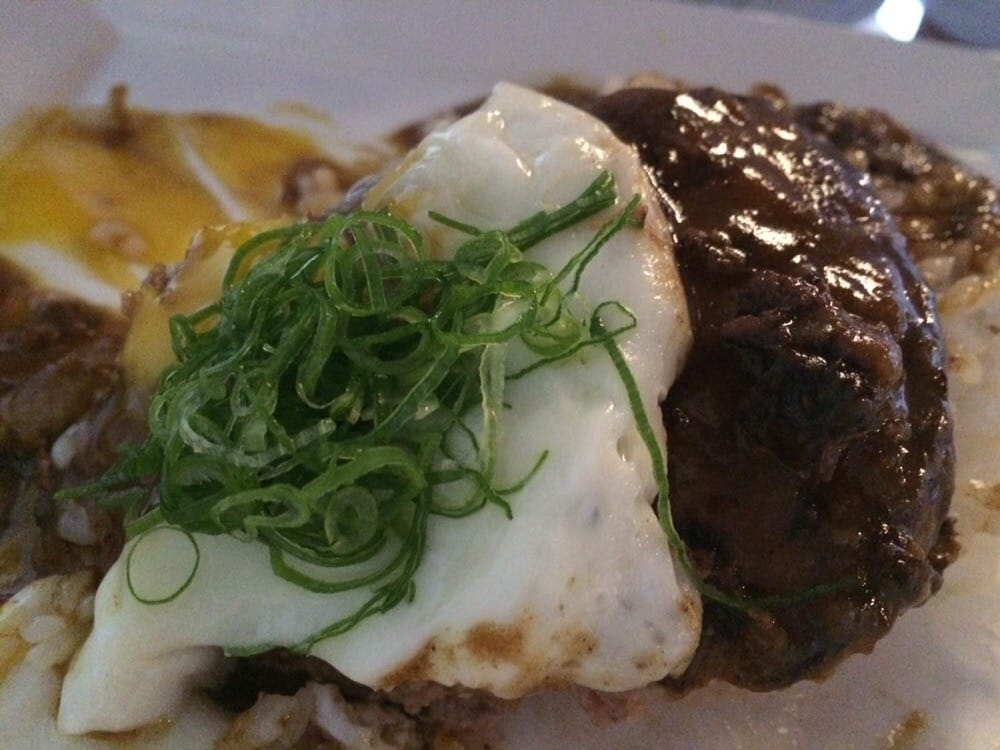 Loco moco yelp for Aki japanese cuisine