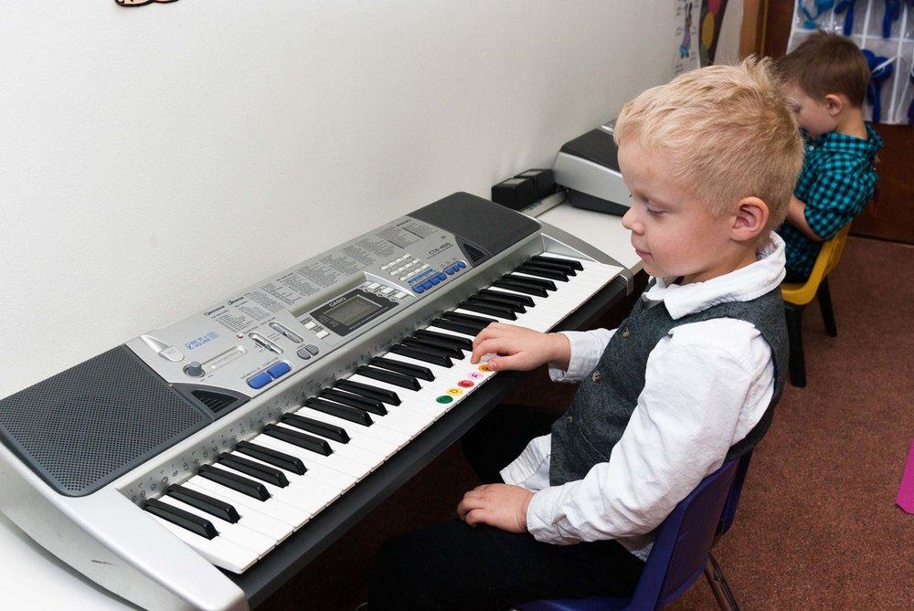 Music & Dance Preschool