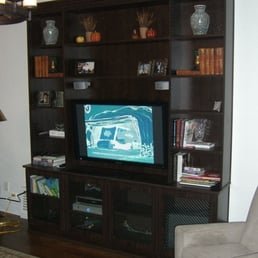 Photo Of Chicagoland Custom Closets   Skokie, IL, United States.  Entertainment Center