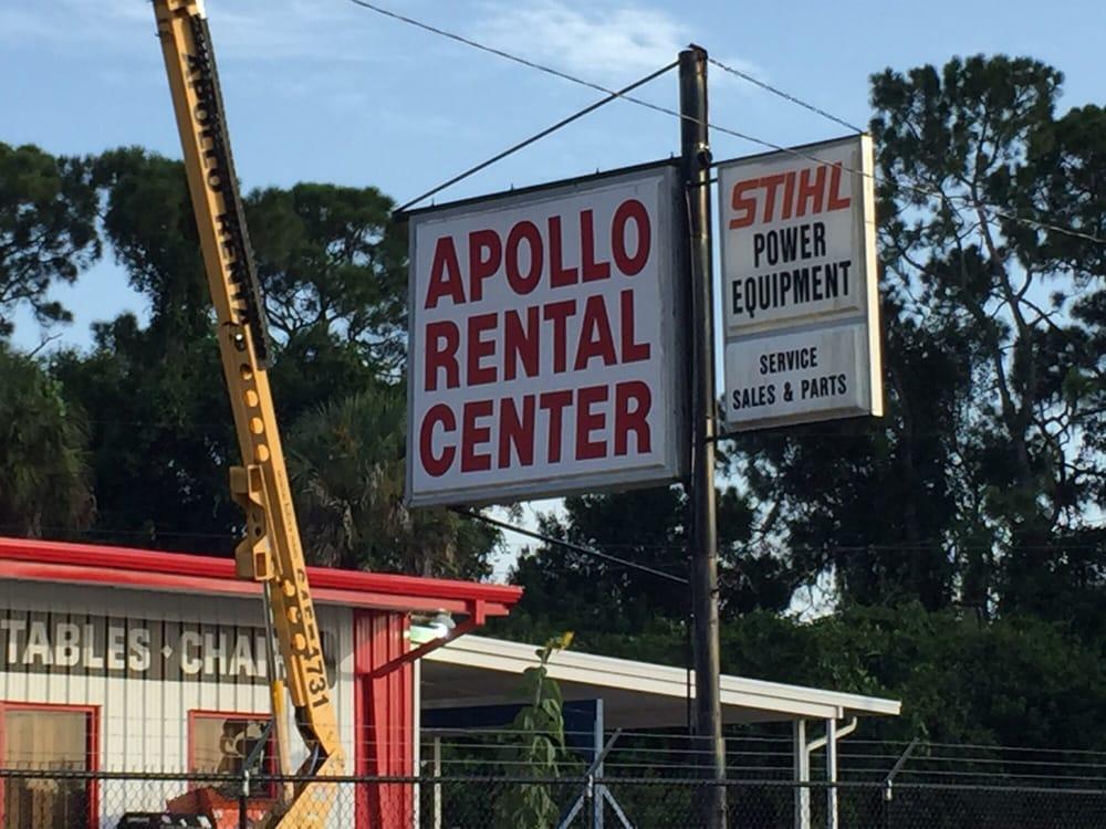Apollo Rental Center: 5013 N US Highway 41, Apollo Beach, FL