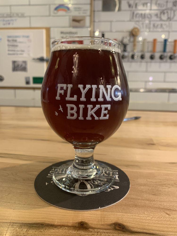 Photo of Flying Bike Cooperative Brewery: Seattle, WA