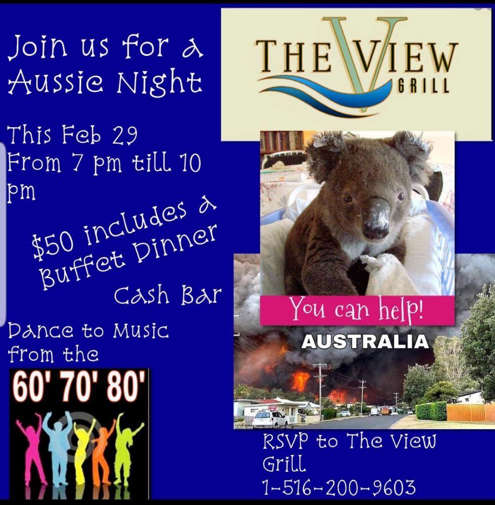 The View Grill: 111 Lattingtown Rd, Glen Cove, NY