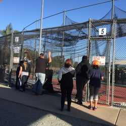 Batting cages monterey