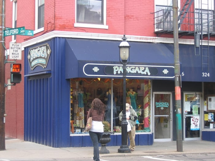 Pangaea Trading Company: 325 Ludlow Ave, Cincinnati, OH