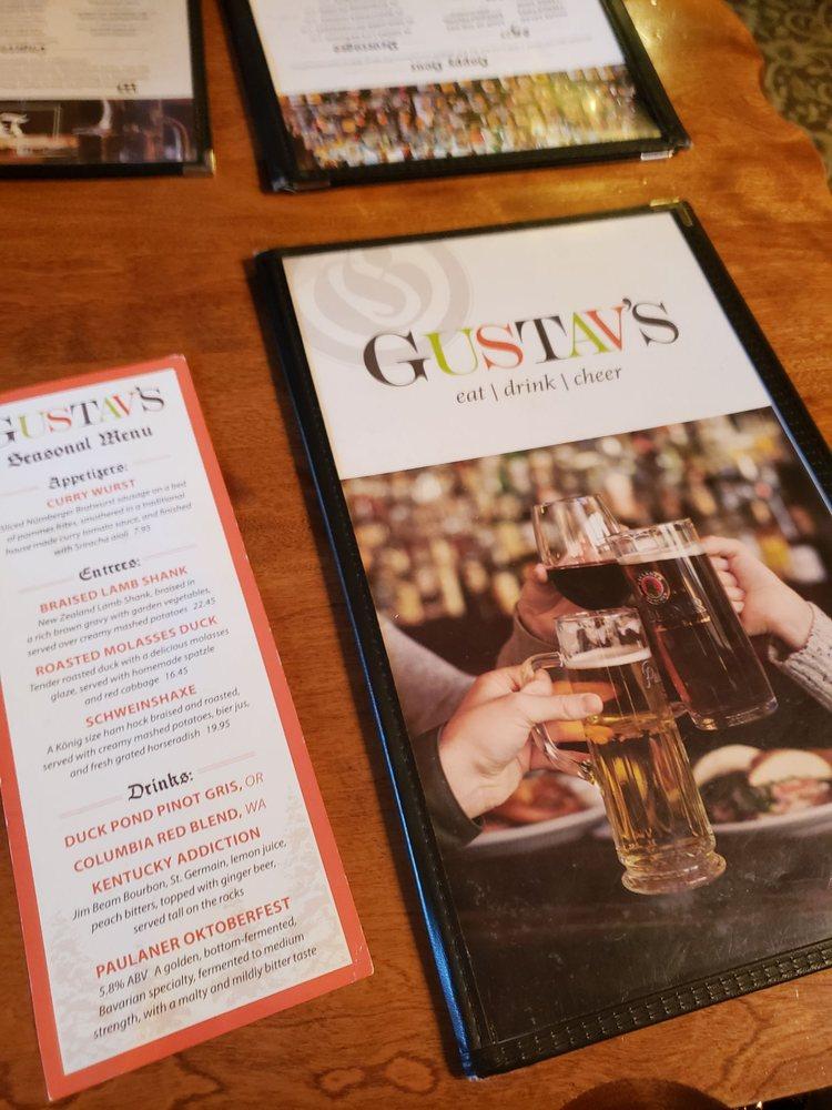 Gustav's Pub & Grill: 1705 SE 164th Ave, Vancouver, WA
